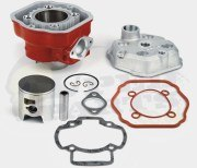Airsal Extreme 80cc Cylinder Kit - Piaggio L/C
