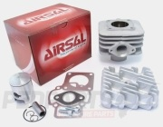 Airsal Tech 50cc Racing Cylinder Kit - Piaggio A/C