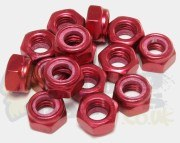 Anodized M8 Nuts - Universal