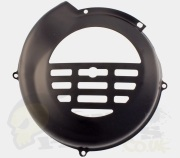 Black Flywheel Cover- Vespa PK/ Smallframe