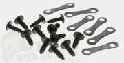 Body/ Fairing Panel Repair Kit - Screws & Tabs
