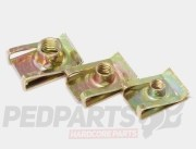 Body Panel Spring/ Spire Clips - Universal