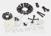 Body Panels Screw & Bolt Set - Piaggio Zip