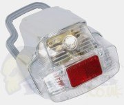 Bosatta Clear Rear Light - Vespa PX & T5