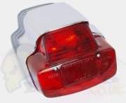 Bosatta Red Rear Light - Vespa PX & T5