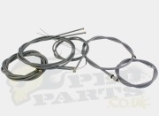 Cable Kit - Vespa PX 125/200 Disc