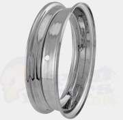Chrome Split Rim - 2.50 x 10