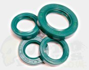 Crankcase Oil Seals Kit - 50cc Speedfight 3/ Ludix
