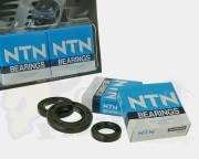 Crankshafts Bearing & Oil Seals - Morini