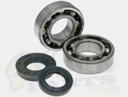 Crankshaft Main Bearing & Seal Kit- Aerox 100cc