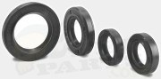 Crankshaft Oil Seals Kit - Piaggio/ Gilera Mopeds