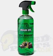 Dirt Blaster- Rock Oil