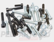 Engine Bolt Set A/C - Polini Minimoto