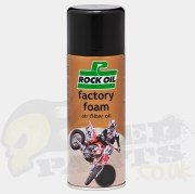 Factory Foam Air Filter Oil- Rock Oil