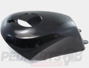 Fuel Tank Cover Black - Polini Minimoto