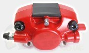Genuine Piaggio Red Brake Caliper