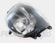 Headlight Unit/ Lens - Piaggio Zip MKII