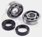 Jasil Standard Bearing & Seal Kit - Minarelli AM6