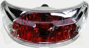 Lexus Style Clear Rear Light Unit - Peugeot Trekker