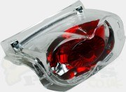 Lexus Style Clear Rear Light Unit - Yamaha Neos