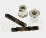 M6 Exhaust Nut And Bolt Set