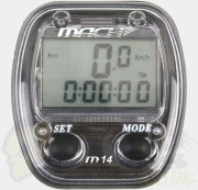 Mach - Digital Bike Speedometer