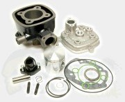 Malossi 70cc Cast Iron Cylinder Kit - Peugeot Speedfight 3/ Jetforce/ Ludix
