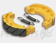 Malossi Brake Shoes - Minarelli 105x25mm