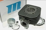 Motoforce 50cc 'Plus' Sports Cylinder Kit- Peugeot Air Cooled