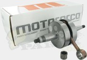 Motoforce Evolution 12mm Crankshaft - Derbi D50B