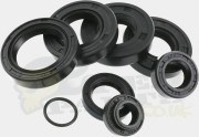 Full Engine Oil Seal Set - Minarelli AM6
