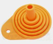 Motoforce Racing Foldable Silicone Fuel Funnel