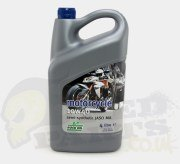 Motorcycle 10W40 Semi-Synthetic- Rock Oil