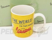Mug - Vespa The World