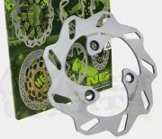 NG Wavy Front Brake Disc - Speedfight 2 50cc