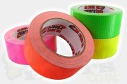 Neon Duct Racers Tape