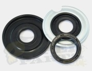 Oil Seals Kit- Vespa GL/ Sprint 150
