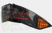 Black Rear Light & Indicators- Jetforce