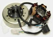 Peugeot Ludix/ Speedfight 3 Flywheel/ Stator