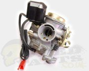 Piaggio/ Chinese 4 Stroke Carb And Choke Kit