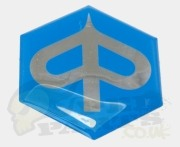 Piaggio Emblem Badge - Stick On