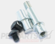 Rear Brake Caliper Bolts - Polini Minimoto