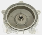 Rear Drum Brake Hub - Vespa PX