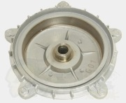 Rear Drum Brake Hub - Vespa PX & T5