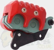 Red Front Brake Caliper - Gilera Runner 125/ DNA