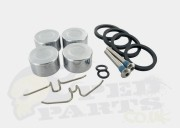 S6 R/T 4 Piston Brake Caliper - Repair Kit