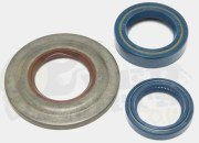 SIP Engine Oil Seal Set - Vespa T5 & PX