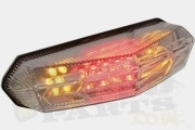 STR8 LED Universal Rear light incl. indicators