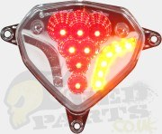 STR8 Rear LED Lexus Tail Light - Aerox 2013
