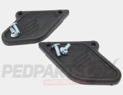 Sprocket/ Brake Disc Guard - Polini Minimoto